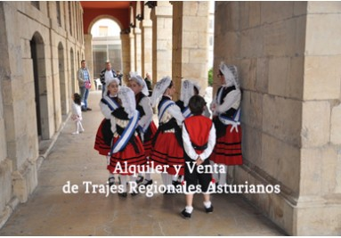 Traje Regional de Asturiana