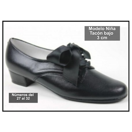 Zapato de Baile regional para niña
