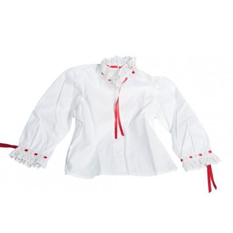 Camisa del Traje Regional de Asturiana